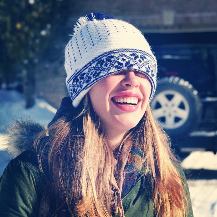 Polar Vortex Ski Hat Style | jessicamakolin.wordpress.com